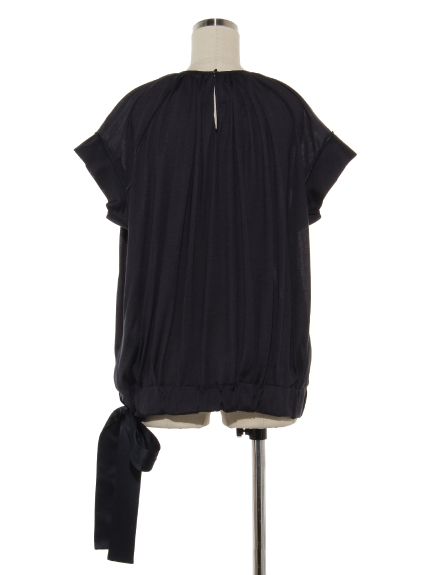 SLK JERSEY GATHRED TOP(トップス/カットソー)の詳細画像