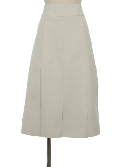 シクラス(CYCLAS)のWOL W-FACE MULTI SLIT SKIRT 膝丈スカート