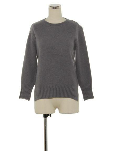 シクラス(CYCLAS)のWOL CASH FELTED CREW NECK P/O プルオーバー