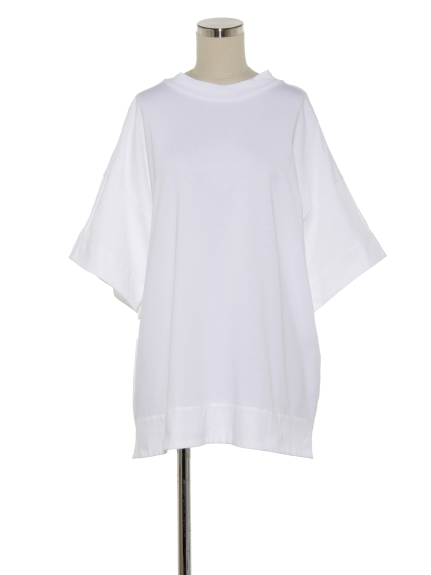 シクラス(CYCLAS)のCHARM 24 COT OVER SIZED T-SHIRT Tシャツ