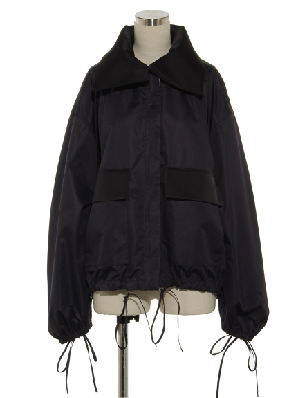 シクラス(CYCLAS)のPE TAFFETA COMBINED COLOR BLOUSON ブルゾン