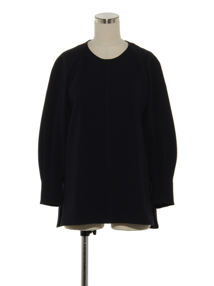 シクラス(CYCLAS)のHIGH TWIST VIS SEMI 3/4 SLEEVE TOP ブラウス