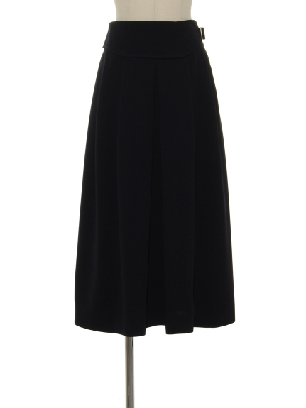 HIGH TWIST TRI/PE BELTED SKIRT(スカート/膝丈スカート)の詳細画像
