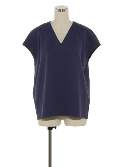 シクラス(CYCLAS)のCTN/NY JERSEY V-NECK TOP カットソー