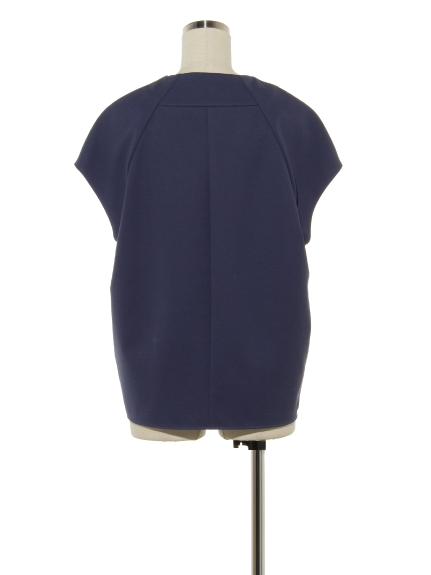 CTN/NY JERSEY V-NECK TOP(トップス/カットソー)の詳細画像