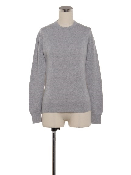 シクラス(CYCLAS)のCYC*Johnstons ROUND NECK SWEATER ニット