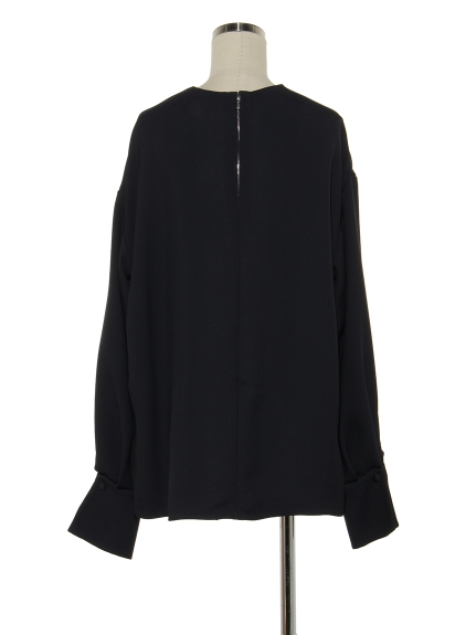 VIS ACT POINTED STITCH L/S  BLOUSE(トップス/ブラウス)の詳細画像